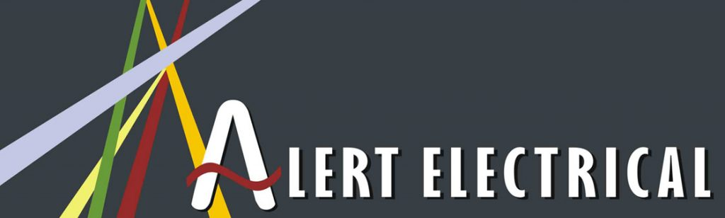 Alert Electrical logo.